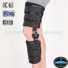 kn-603 Cool durable flexion and extension Knee and leg orthoses Post Operative ROM/dial hinged Knee brace