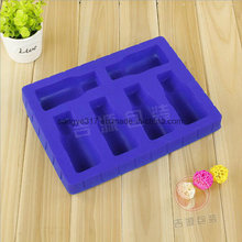 Flocking Cosmetic Blister Packaging Tray