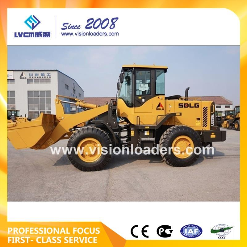 Brand new wheel loader data with high quality