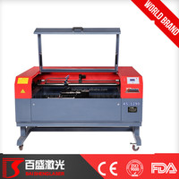 Factory price Acrylic leather wood MDF CO2 CNC laser cutting machine