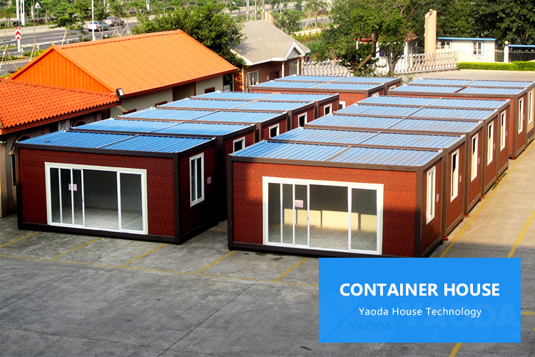 UN Supplier Quatar office mobile prefab house container home 40ft container home