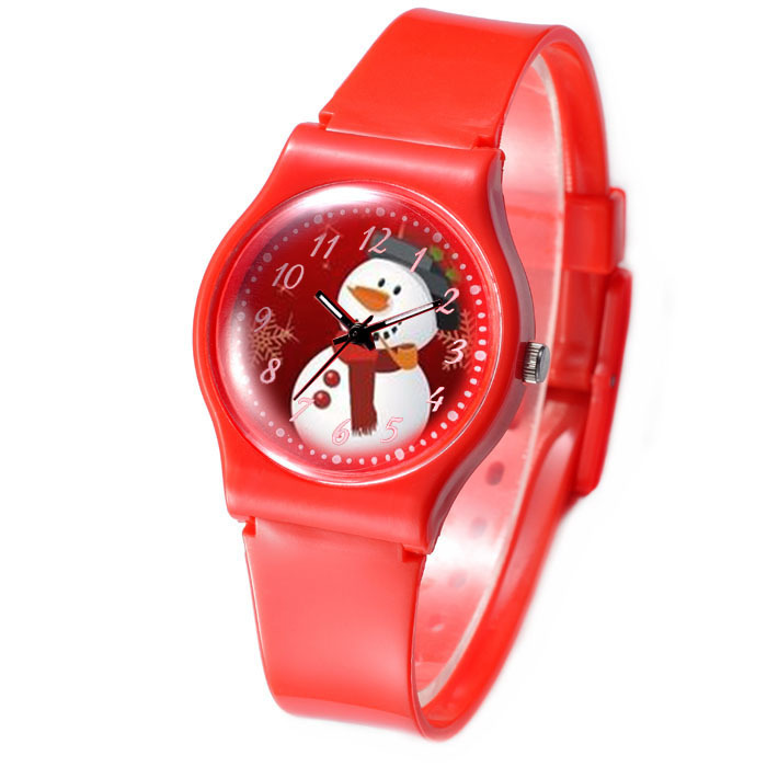 hot selling wholesale teenagers best present christmas gift watch