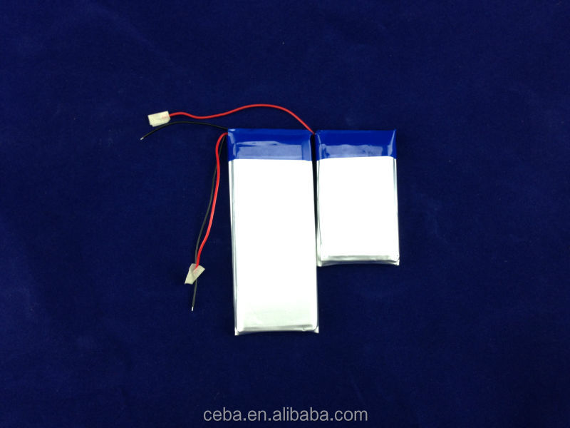 li polymer battery high quality gps 3.7v battery replacement