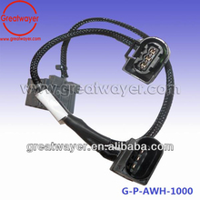 3pin vw connector adapter wire harness for lamps for cars