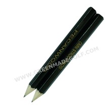 Hb pencil black wood golf carpenter pencils bulk