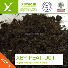 Plant organic fertilizer peat moss sphagnum substrate garden plant for soil conditioner