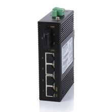 5 Ports Din-Rail Fast Ethernet Industrial Switch manufacture