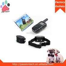 PET-TECH X600 NEW stylish 330 yard dog training collar with remote for 3 dogs, hund utbildning krage control
