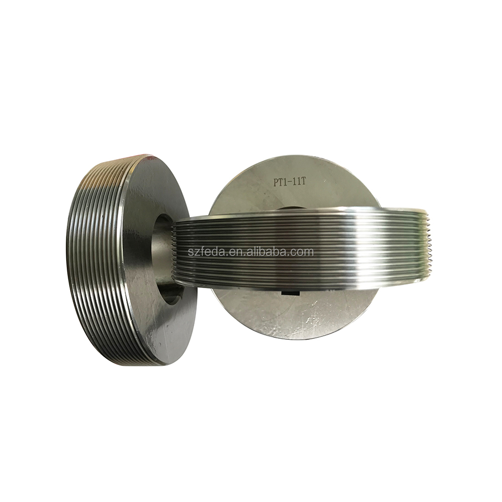 FEDA Thread rolling dies threading knife crossing thread rolling tools