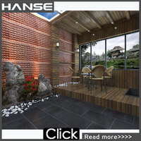 HS-SJ006 Construction project one piece one piece natural slate and quartz