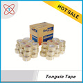 1.8mil clear bopp adhesive packing tape carton sealing tape