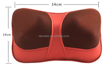 Infrared heating function knead neck massageR