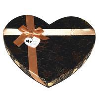 newest custom-made paper valentine box of chocolates