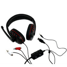 For <strong>Playstation</strong> 4 gaming headset with microphone