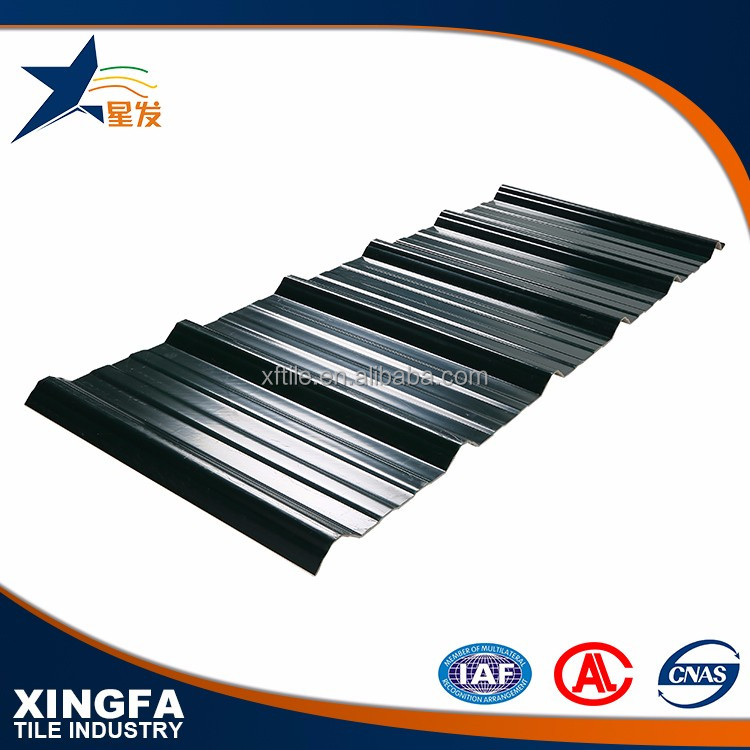 High quality APVC thermal insulation plastic flat sheet roof