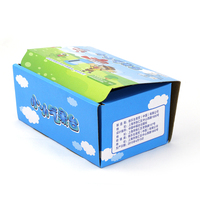 Children toys eco-friendly packaging paper box