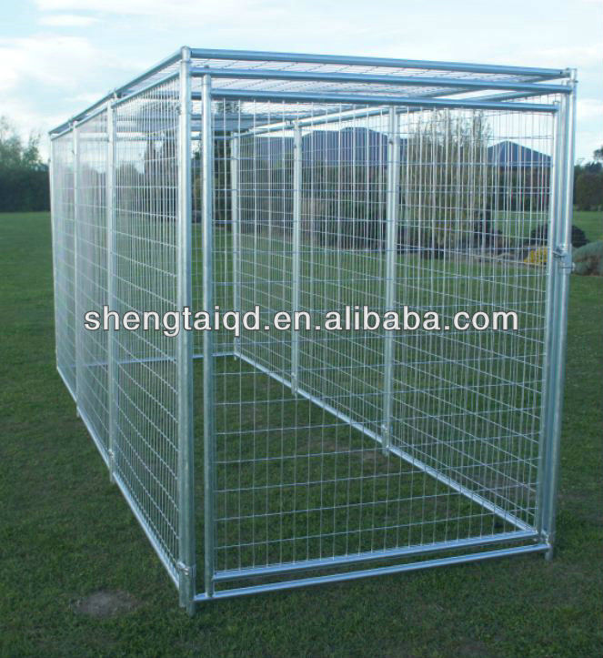 10' * 10' * 6' 32mm tubing stainless steel dog house