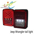 12V Led Car Truck Trailer Led Lights Turn Signal Lamp Tail Light For Trailer Boat Car