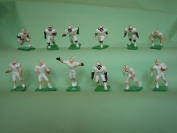 Plastic Football Player toys