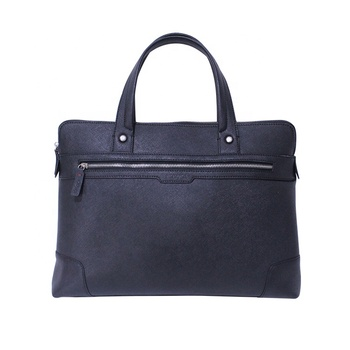 Chinese Manufacture PVC Leather Business Briefcase messenger Laptop Computer Bag