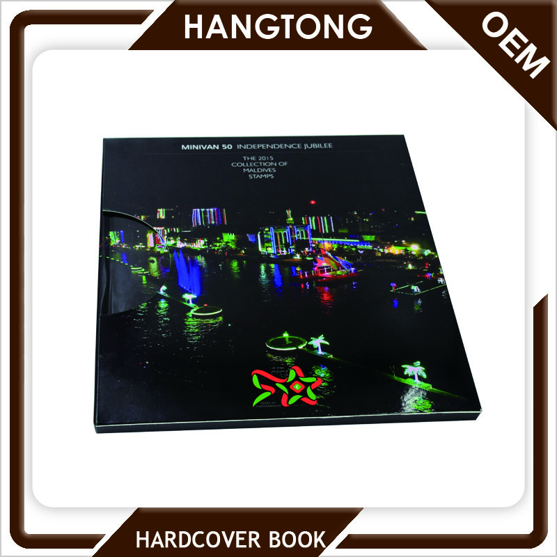 custom colorful wholesales high quality cardboard book printing