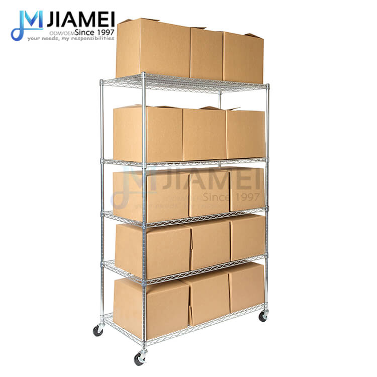 Warehouse Storage Rack (JSW244870T5)