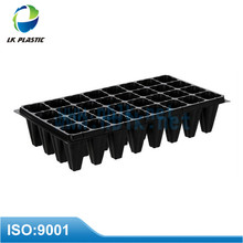 200 cells black hips seed tray for nursery