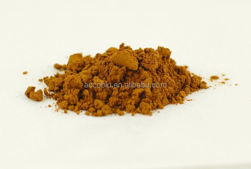 raw material Organic Black Cohosh extract powder,Triterpene 5%