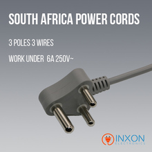 BSI South africa lighted electrical plug outdoor power cable waterproof plugs and sockets