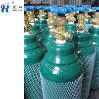 2015 Brand New Seamless Steel Hydrogen H2 Gas Cylinders made in China