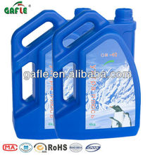 good quality coolant/antifreeze in blue bottles