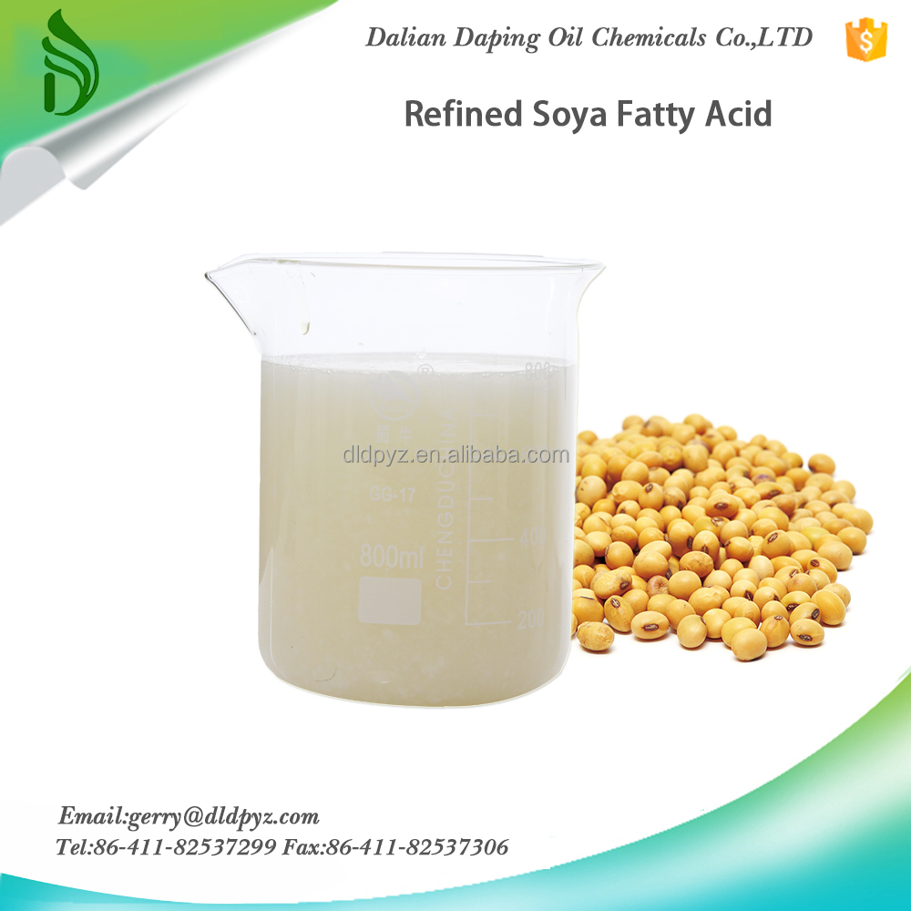 Industrial Grade Soyabean Oil Fatty Acid