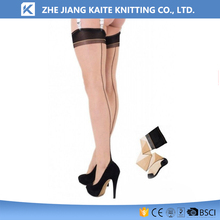KT-02865 ladies in seamed stockings