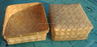 Wholesale high quality bamboo storage box