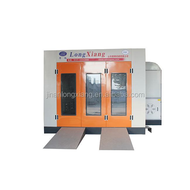 vehicle spray booth auto body painting chamber equipment used in painting industry car microwave oven
