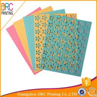 Custom printed gift wrap kraft tissue paper /color paper