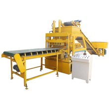 Full automatic soil brick making machine