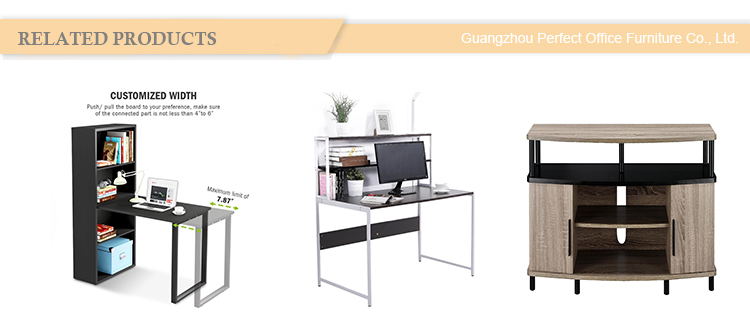 China Cheap Office block computers desks for home