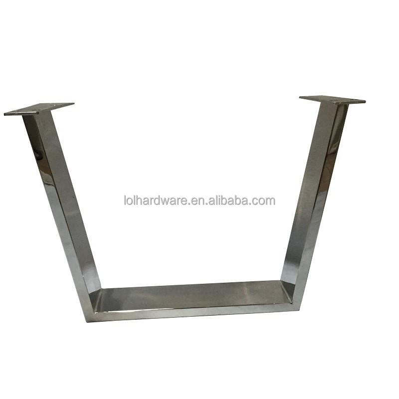Chrome Metal Furniture Leg Table Leg Buy Table Leg