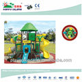 Outdoor playset equipment for children