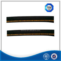 steel wire reinforcement heat resistant hose rubber pipe