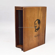 Book-like Wooden photo album
