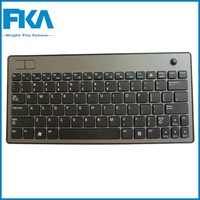 For Dell Wireless Trackball 83 k US Compact Keyboard HN4NF