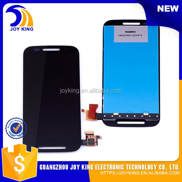 [joyking] oem original screen for moto e xt1023 lcd, touch screen lcd assembly for moto e xt 1022 xt1023 xt1025
