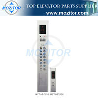 elevator button panel for cop lop|elevator electronic accessories|Elevators Parts supplier