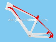 2014 china hot sale oem new design DIY durable 700c 26er full carbon frame& light mtb frames chinese& mountain bikes Fm038