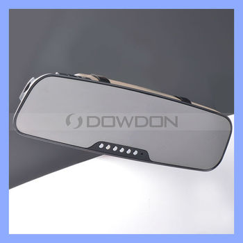 Best Car Black Box Mirror/HD Car Recorder/Car Rearview Mirror Camera 2.7 inch Screen