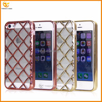 luxury cover case for iphone 5 mobile phone soft tpu case
