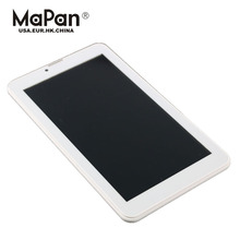 MaPan China Factory 2016 custom tablets from china 7 inch 3g phone call phablet