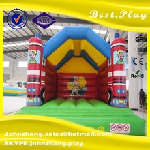 Baby Bouncer for Kids Party Happy Clown Mini Inflatable